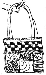 Sew Chic Tote Bag